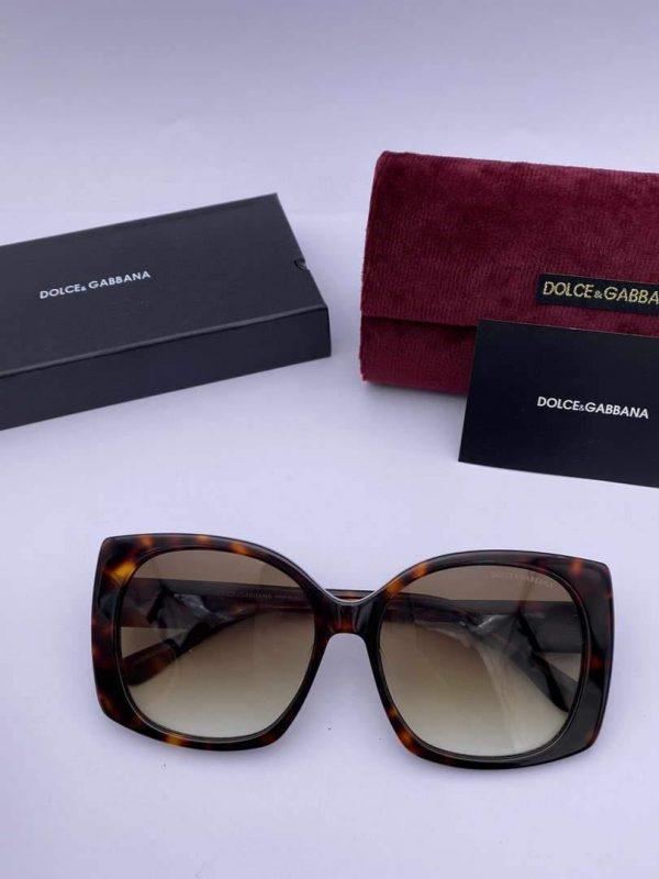 Dolce Gabbana Sunglasses Luxury DG Sports Fashion Show Sunglasses 992270 - Voguebags
