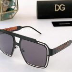 Dolce Gabbana Sunglasses Luxury DG Sports Fashion Show Sunglasses 992288 - Voguebags