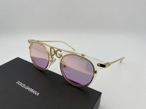 Dolce Gabbana Sunglasses Luxury DG Sports Fashion Show Sunglasses 992290 - Voguebags