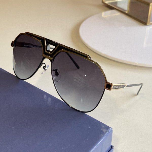 Dolce Gabbana Sunglasses Luxury DG Sports Fashion Show Sunglasses 992292 - Voguebags