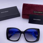 Dolce Gabbana Sunglasses Luxury DG Sports Fashion Show Sunglasses 992293 - Voguebags