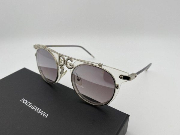 Dolce Gabbana Sunglasses Luxury DG Sports Fashion Show Sunglasses 992298 - Voguebags