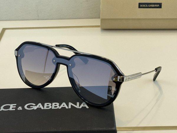 Dolce Gabbana Sunglasses Luxury DG Sports Fashion Show Sunglasses 992271 - Voguebags