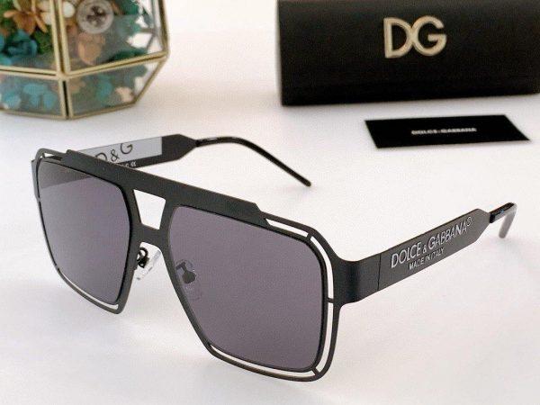 Dolce Gabbana Sunglasses Luxury DG Sports Fashion Show Sunglasses 992299 - Voguebags