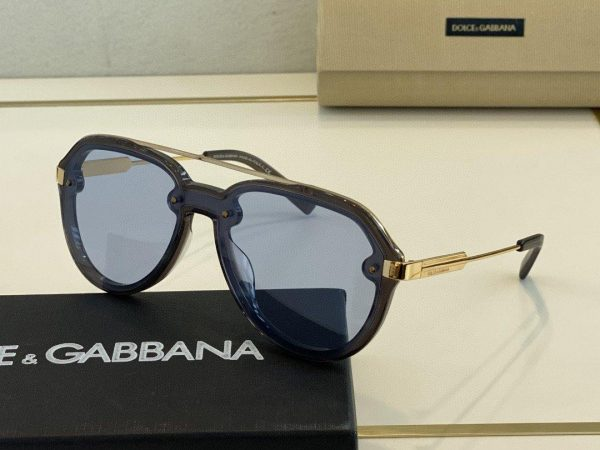 Dolce Gabbana Sunglasses Luxury DG Sports Fashion Show Sunglasses 992276 - Voguebags