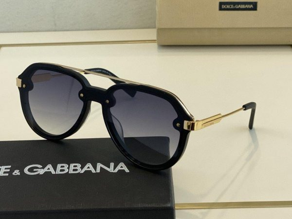 Dolce Gabbana Sunglasses Luxury DG Sports Fashion Show Sunglasses 992277 - Voguebags