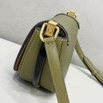 fendi-8bt346-moonlight-shoulder-green-leather-bag-3