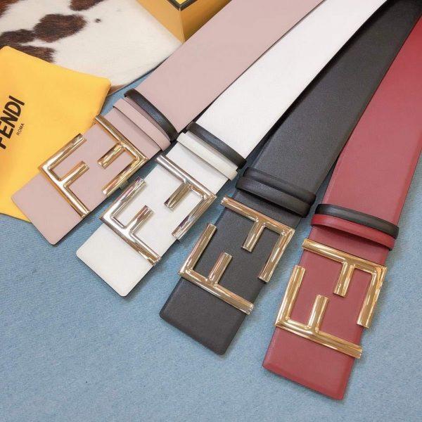 Fendi Belts Designer FF Buckle Leisure Belt Wide 7.0CM AA0460 - Voguebags