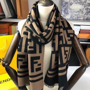 fendi scarves designer fendi shawl scarf 14
