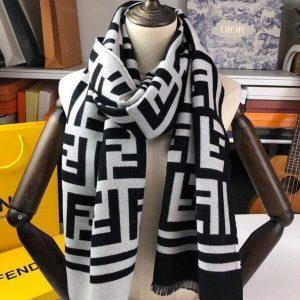 fendi scarves designer fendi shawl scarf 4