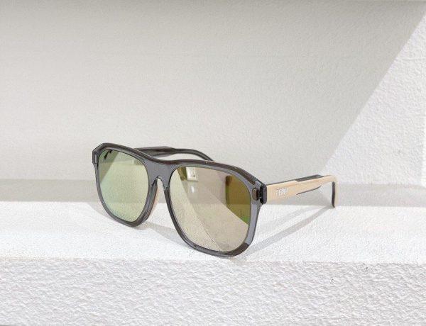 Fendi Sunglasses Luxury Fendi Rome Sport Fashion Show Sunglasses 992011 - Voguebags