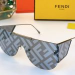 Fendi Sunglasses Luxury Fendi SHADES Sport Fashion Show Sunglasses 992002 - luxibagsmall
