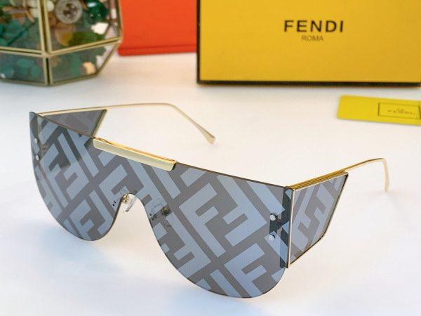 Fendi Sunglasses Luxury Fendi SHADES Sport Fashion Show Sunglasses 992003 - luxibagsmall