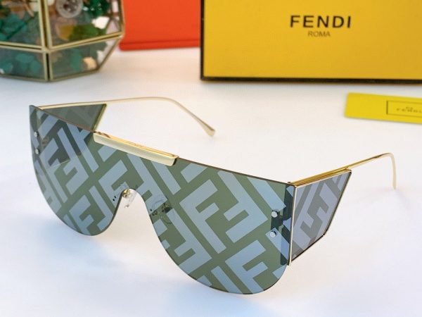 Fendi Sunglasses Luxury Fendi SHADES Sport Fashion Show Sunglasses 992005 - luxibagsmall