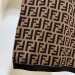 fendi-womens-dress-designer-fendi-ff-motif-fitted-midi-dress-fzd753a5-brown-6