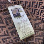 fendi-womens-dress-designer-fendi-ff-motif-fitted-midi-dress-fzd753a5-brown-8