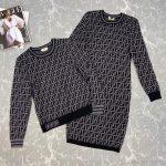 fendi-womens-fzd753a5-ff-motif-fabric-dress-black-3