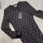 fendi-womens-fzd753a5-ff-motif-fabric-dress-black-6