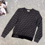 fendi-womens-fzd753a5-ff-motif-fabric-dress-black-8