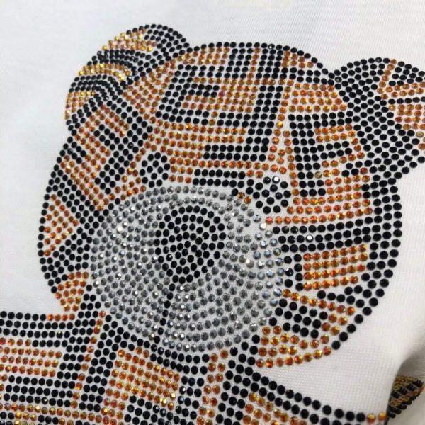 Fendi Women's T-Shirts Polo Designer Fendi Clothing 38068 - Voguebags