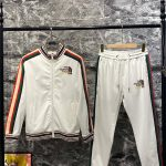 gg mens gucci tracksuit clothing trousers 38132 white 0
