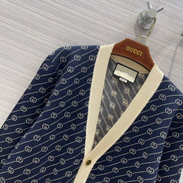 GG Women's Sweaters Designer Gucci Sweatshirts Clothing 38086 - luxibagsmall