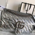 gucci-443497-gg-marmont-small-shoulder-sequin-bag-silver-6