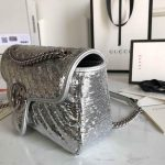 gucci-443497-gg-marmont-small-shoulder-sequin-bag-silver-8