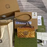 gucci-446744-gg-marmont-mini-sequin-shoulder-bag-green-10