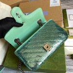 gucci-446744-gg-marmont-mini-sequin-shoulder-bag-green-7