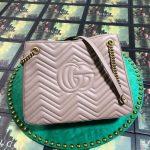 gucci-453569-gg-marmont-matelasse-shoulder-bag-black-10