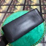 gucci-453569-gg-marmont-matelasse-shoulder-bag-black-3