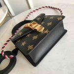gucci-470270-gg-sylvie-mini-shoulder-bag-black-5