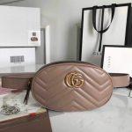 gucci 476434 gg marmont matelasse leather belt bag 1