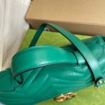 gucci-498110-gg-marmont-small-top-handle-bag-green-4