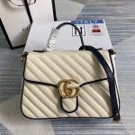 gucci-498110-gg-marmont-small-top-handle-bag-white-and-navy-0