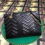 gucci-524578-gg-marmont-matelasse-shoulder-bag-black-1