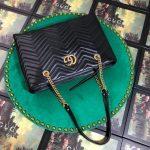 gucci-524578-gg-marmont-matelasse-shoulder-bag-black-2
