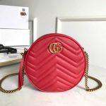 gucci 550154 gg marmont mini round shoulder bag 37