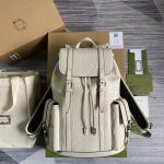 gucci 625770 gg embossed backpack 10