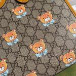 gucci-660531-gg-kai-cooperation-teddy-bear-tote-bag-tan-8