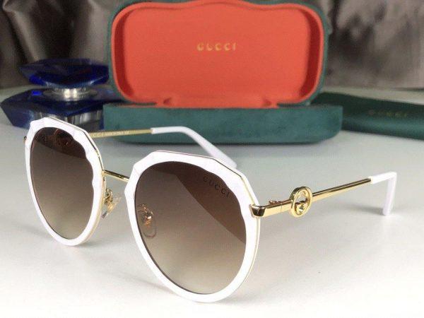 Gucci Sunglasses Luxury Gucci Sport Fashion Show Sunglasses 992155 - Voguebags