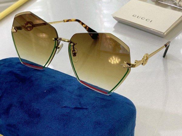 Gucci Sunglasses Luxury Gucci Sport Fashion Show Sunglasses 992161 - Voguebags