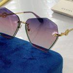 Gucci Sunglasses Luxury Gucci Sport Fashion Show Sunglasses 992163 - Voguebags