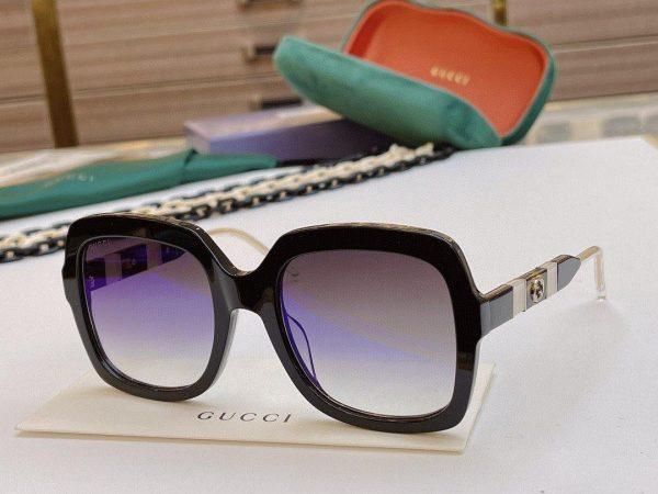 Gucci Sunglasses Luxury Gucci Sport Fashion Show Sunglasses 992194 - Voguebags