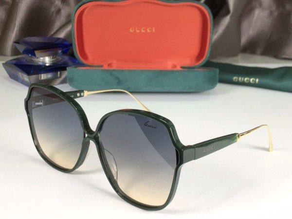 Gucci Sunglasses Luxury Gucci Sport Fashion Show Sunglasses 992165 - Voguebags