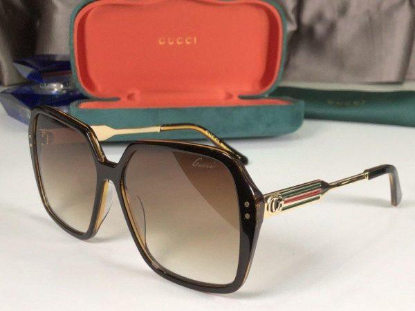 Gucci Sunglasses Luxury Gucci Sport Fashion Show Sunglasses 992167 - Voguebags