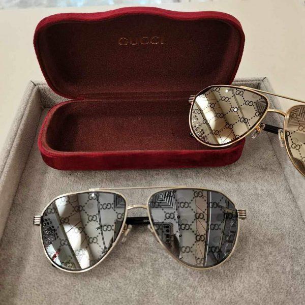 Gucci Sunglasses Luxury Gucci Sport Fashion Show Sunglasses 992169 - Voguebags