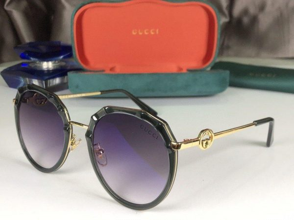 Gucci Sunglasses Luxury Gucci Sport Fashion Show Sunglasses 992171 - Voguebags