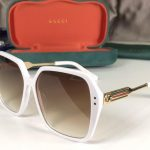 Gucci Sunglasses Luxury Gucci Sport Fashion Show Sunglasses 992172 - Voguebags